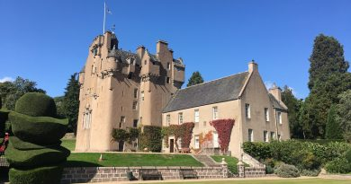 6 Must See Castles in Aberdeenshire, Scotland